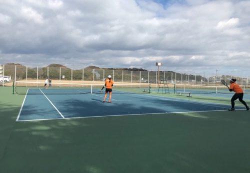 姫路大学女子硬式テニス部のホームページを作成しました